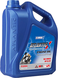 ATLANTIC ANTIFREEZE - Concentated