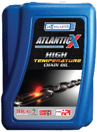 ATLANTIC CHAIN OIL - High Temperature, Synthetic
